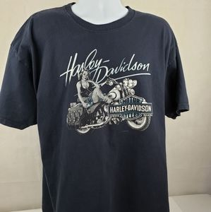 Vintage Harley Davidson 2XL T Shirt